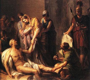 suicidul lui Seneca